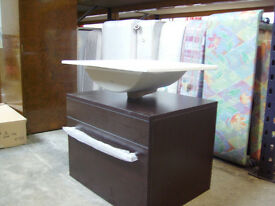 Vanity Unit and Basin