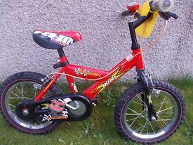 "Raleigh Mountain bike 14"""