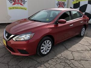 2017 Nissan Sentra SV, Auto, Heated Seats, Steering Wheel Contro