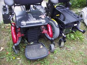 Special Needs &Electric Wheelchairs [For Parts only] from $30.00