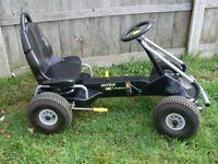 Go-cart - Ketler Nitro Extreme Pedal £80
