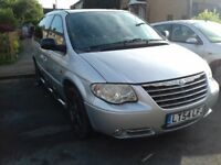 Chrysler Grand Voyager 3.3 LPG Autogas, 7 seater