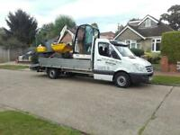 Mini diggers, micro diggers, dumpers SELF DRIVE HIRE