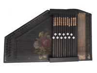 neglected autoharp - but still playable