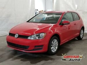 Volkswagen Golf 3-Door Trendline 2016