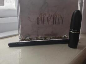 MAC Lipstick and Lipliner