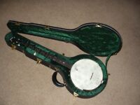 Vega Olde Tyme Wonder 5 String Open Back Banjo