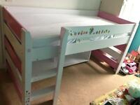 Girls cabin bed - EX20 - collection/ delivery can be quoted