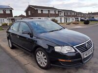 VW PASSAT 2.0TDI 6 SPEED MANUAL,2 KEYS,2 OWNERS,LOW MILES,07549508197
