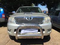 2007 Toyota Hilux HL3 Auto HPI Clear NO VAT