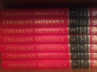 Set of 20 Children's Britannica Books