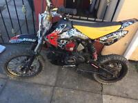 Lincon 125 cc pit bike £295