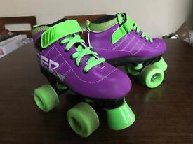 SFR quad roller boots