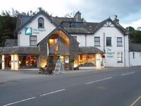 CHEF DE PARTIE / COMMIS CHEF AT THE REGENT HOTEL, AMBLESIDE, CUMBRIA