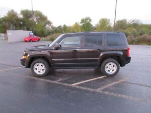 2014 Jeep PATRIOT  4X4