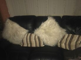 L shape sofa with recliner for SALE PLEASE EMAIL FOR PICTURES GREAT CONDTION OPEN TO OFFERS