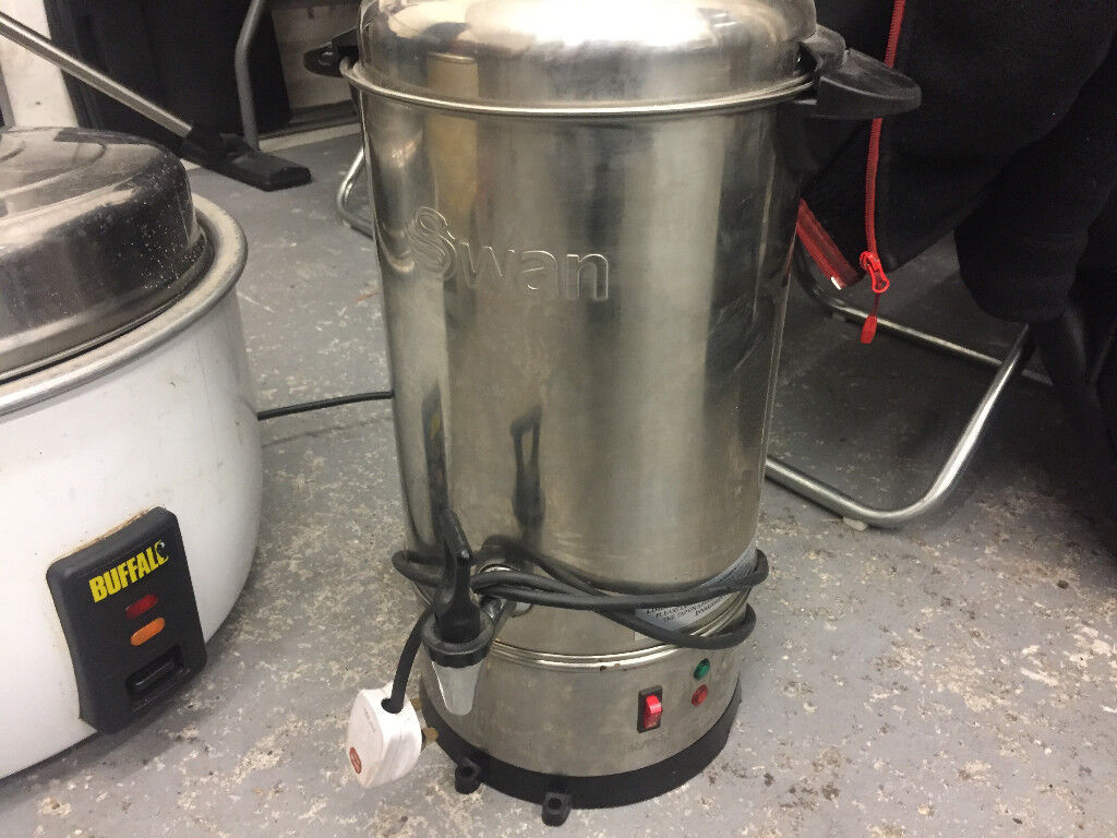 Swan Professional Series 10 Litre Stainless Steel Catering Urn