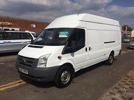 Ford transit t350 2.4 jumbo 07 Reg 1 year mot no vat nice clean van