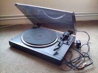 SHERWOOD PS-9700 Semi Automatic Belt Drive Turntable/Record Player