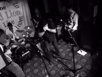 Drummer wanted for punk blues band, Isleworth