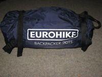 Eurohike 2-man tent
