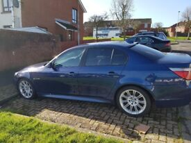 2005 bmw 530d full bmw service history great driving car full leather interior.