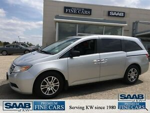2011 Honda Odyssey EX-L No accidents Leather