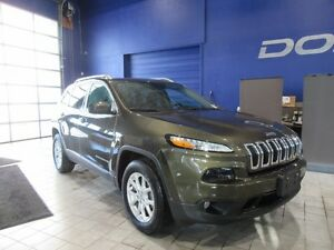 2016 Jeep Cherokee North w/V6,TOW,CAMERA