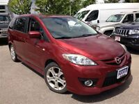 2008 Mazda MAZDA5 ***GT***LEATHER SEATING***POWER SUNROOF***AIR