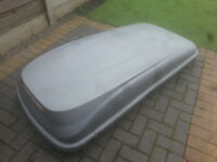 for sale large car roofboc well used £25
