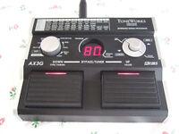 Korg AX3G Electric Guitar Effects Pedal :- Distortion Chorus Delay Reverb etc
