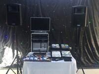 Professional karaoke and dj equipment