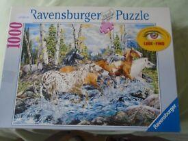 Jigsaw Puzzles - 1,000 pieces x 2