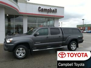 2015 Toyota Tacoma TRD SPORT DOUBLE CAB LEATHER NAVIGATION V6 4X