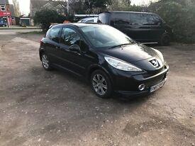 Peugeot 207 1.6 sp