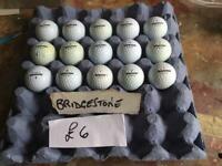 *** Bridgestone Golf Balls ***