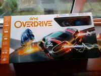 Anki overdrive starter kit with extra cars and track