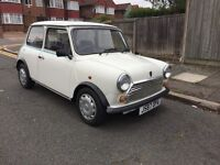 1991 ROVER MINI 1000 CITY E WHITE !!! 16790 MILES