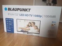 Blaupunkt 32-inch LED Full HD Widescreen TV 1080P with Freeview
