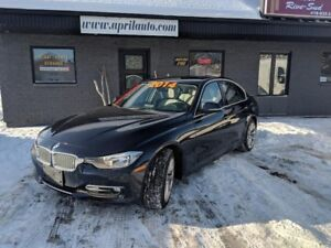2014 BMW 3 Series 320i XDRIVE CUIR/TOIT OUVRANT