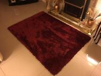 Dunelm indulgence carpet/ rug for living room