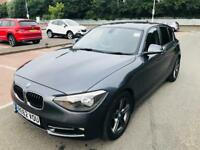 BMW 1 Series 118D, Sport, FSH, Auto. Full Leather, FSH