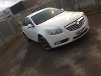 Vauxhall insignia 2012 vxline 1.8 petrol 31k millege