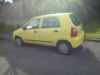 Suzuki Alto Gl 2005 ***Full MOT, Great condition, 43k miles***