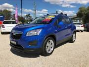 2016 Holden Trax LS Active Wagon 1.8L 4cyl Auto Cowra Cowra Area Preview