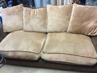 3 SEATER SOFA - CAN DELIVER!
