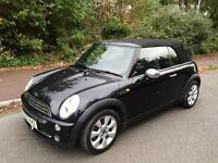 Mini One Convertible, NOV 2017, MOT & Low Mileage