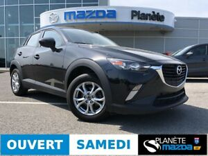 2017 Mazda CX-3 2WD GS AUTO MAGS AIR CRUISE BLUETOOTH