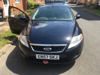 FORD MONDEO 1.8 DIESEL 2008 57 PLATE HATCHBACK BLUE Open To Offers