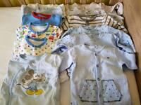 Baby boys clothing bundle 3-6 months